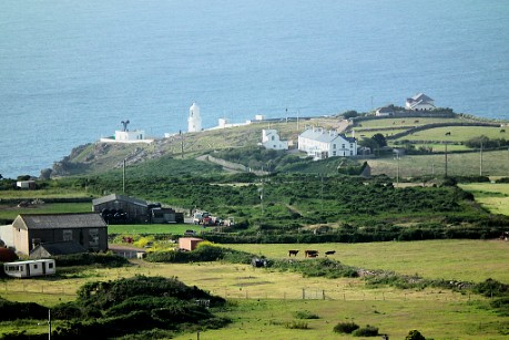 Pendeen Watch from Carn Eanes