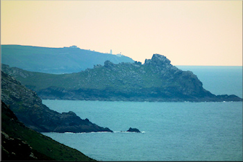 Gurnards Head and Pendeen Watch